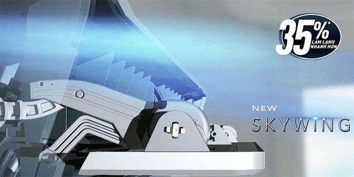 P-TECh của điều hòa Panasonic 8530 BTU CU/CS-VU9SKH-8