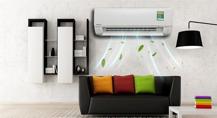 Công nghệ P-TECh giúp điều hòa Panasonic làm lạnh nhanh hơn 35%