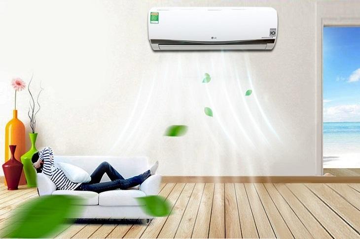 Điều hòa Inverter duy trì nhiệt độ ổn định