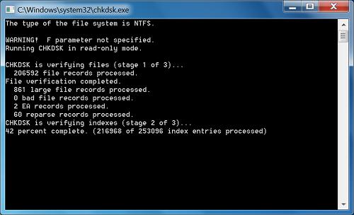Hoặc có thể chọn công cụ Check Disk trong thuộc tính của phân vùng ổ đĩa cứng cần kiểm tra.